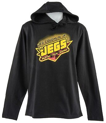JEGS Apparel and Collectibles MS002208 Jeg Jr. 2018 Pro Stock Hoodie Black 4X-La
