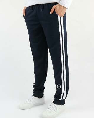 Sergio Tacchini Masters Tracksuit Bottoms in Navy - track pants