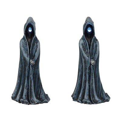 Dept 56 SV Halloween Lit Ghoulish Figures #6001749 BRAND NEW 2018 Free Shipping