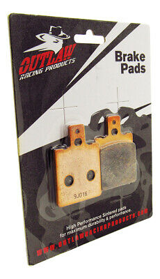 Outlaw Racing OR47 Brake Pads Front Sintered KTM 500MX/C
