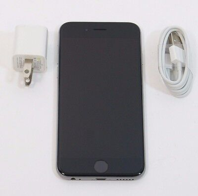 Very Good Used Apple iPhone 6 16GB Verizon Unlocked GSM T-Mobile A1549 Gray