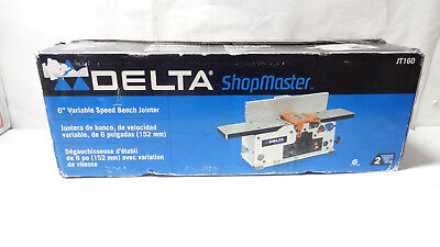 Delta 6 Amp Motorized Jointer 37 280 400 00 Picclick