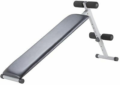 Tesco Fitness Sit Up Ab Bench Stomach Abs Workout Folding Situp Board Home Gym