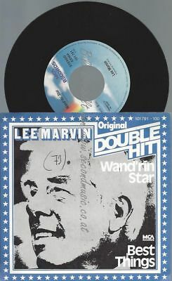 """7""""  Lee Marvin – Wand'rin' Star / Best Things"""