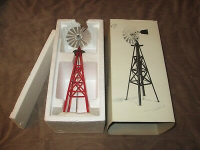 Christmas Time DEPT 56 WINDMILL