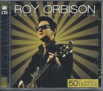 Roy Orbison - Heroes Collection - The Best Of / Greatest Hits 2CD NEW/SEALED