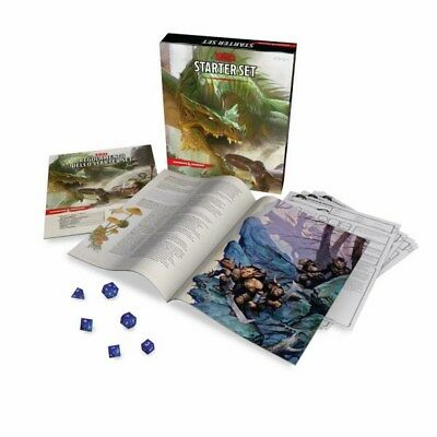 D&D STARTER SET 5ed Gioco di Ruolo Italiano Asterion - Asmodee