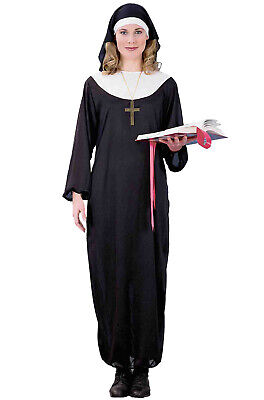 Holy Nun Religious Adult Costume
