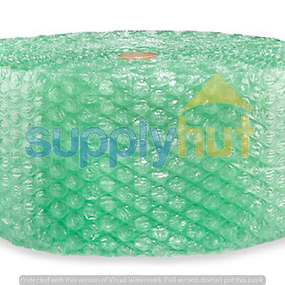 "1/2"" SH Recycled Large Bubble Cushioning Wrap Padding Roll 200' x 12"" Wide 200FT"