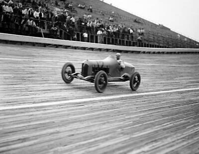 "1925 Auto Racer Peter de Paolo Vintage Old Photo 8.5"" x 11"" Reprint"