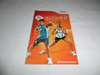 Ea sports active 2 for wii nintendo game details.