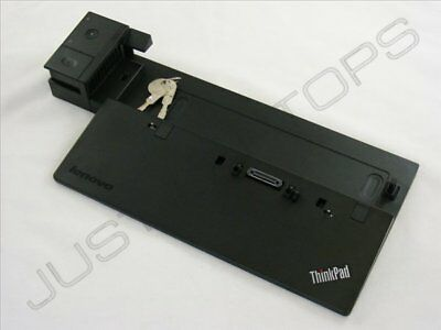 NEU Lenovo ThinkPad X240 X250 x 260 W540 Pro Dock Docking Station AG 2 Schlüssel
