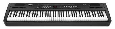 Digital Stage Piano 88 Tasten Hammermechanik E-Piano Keyboard Pedal Rec Aufnahme