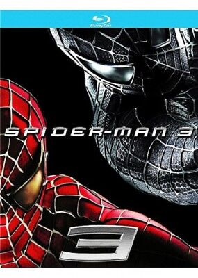 Spider-man 3 BLU-RAY NEUF SOUS BLISTER