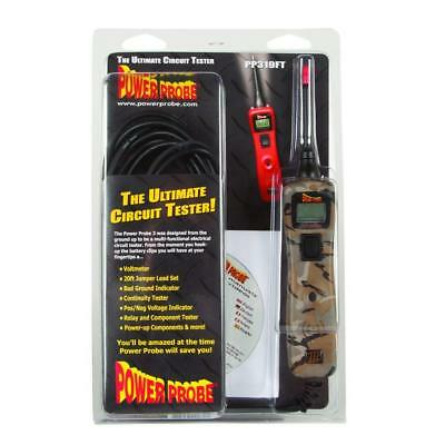 Power Probe PP3CSCAMO III Circuit Tester (Camo)
