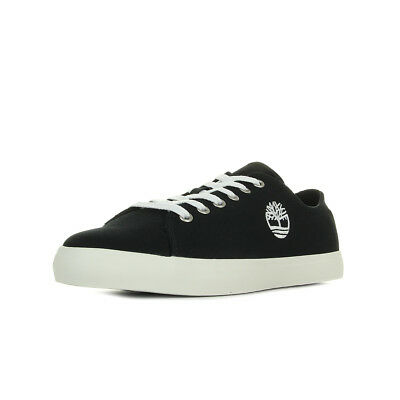 BASKETS CHAUSSURES TIMBERLAND Warf Black taille Union Lace homme eCBoxd