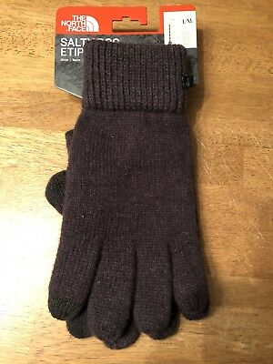 The North Face Black Salty Dog Etip Winter Glove