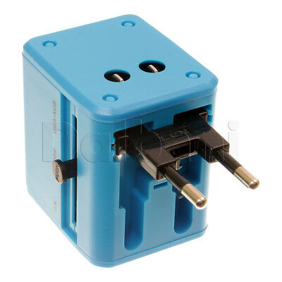 AU/UK/US/EU Universal Travel AC Power Charger Adapter Plug Converter