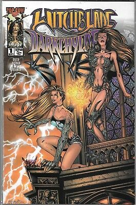 Witchblade Darkchylde #1 (Nm) Image Comics