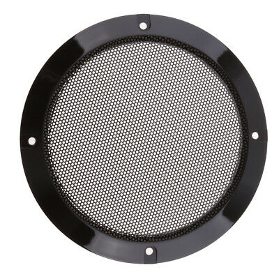 "6.5"" Speaker Decorative Circle SubWoofer Grill Cover Guard Protector Mesh"
