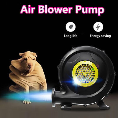 250W Air Duster Blower Pump Inflatable Air Mover Carpet Dryer Blower Floor Fan