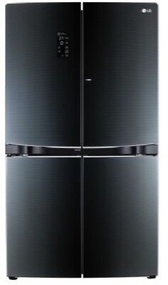 LG 725L Dual Door In Door French Door Fridge (GF 6D725BGL)