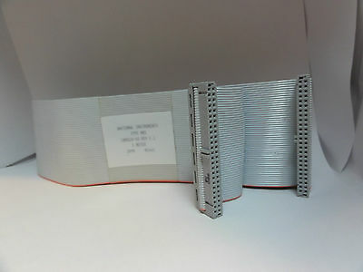 NB1 Qty 1  50 Pin RIBBON CABLE 2 X 25 for NATIONAL INSTRUMENTS NI approx 18""