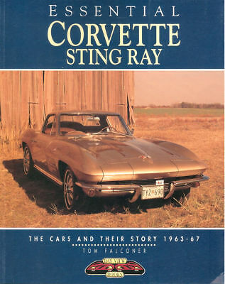 Essential Corvette Stingray 1963-67 Chevrolet_Coupes_Convertibles_Styling_Racing
