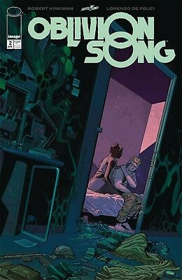 Oblivion Song By Kirkman  #2 Image Comic Book 2018