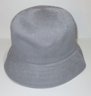 NEW KANGOL WOMENS Bamboo Anni Cloche Cap Hat Medium -  27.20  8046049052cc