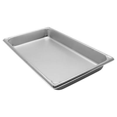 Vollrath - 30022 - Super Pan V® Full Size 2 1/2 in Deep Steam Table Pan