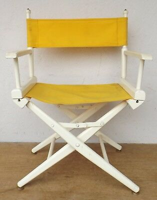 Old Theatre/Folding Chair/Director's Chair 60/70er Vintage Rockabilly no. 3