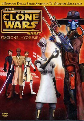 Dvd Star Wars - The Clone Wars - Stagione 01 #04
