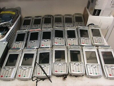 Lot of 20  IPAD100-20 Fujitsu Handheld Scanners