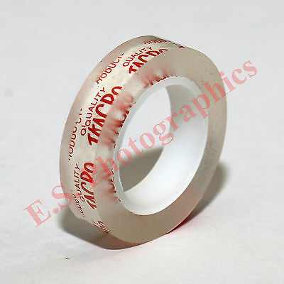 Super 8mm Roll Of CIR Professional Splicing Tape By Jacro For Cine Film Joiners