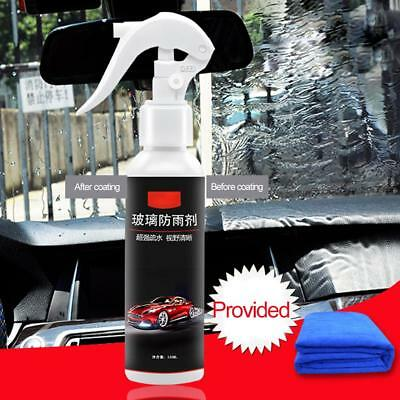Car Front Windshield Anti-Rain/Anti-fog Agent Rear-View Mirror Repellent Agent