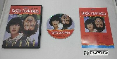 Drop Dead Fred (2003) AUTHENTIC U.S. Retail Release 1991 COMEDY Phoebe Cates