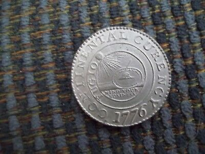 Continental Currency 1776 Fugio Mind Your Business American Congress We Are One