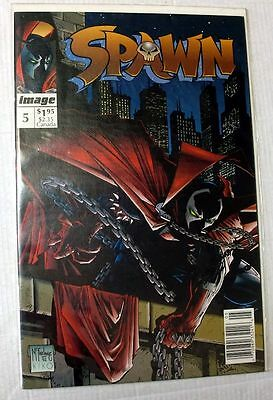 Image Comics Spawn # 5 First Print Book English Near Mint
