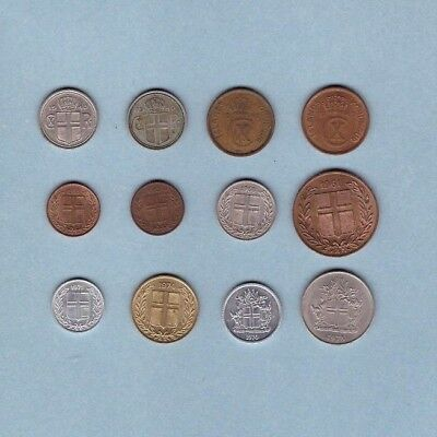 Iceland (1940-1978) - Coin Collection Lot # X-92 - World/Foreign/Europe