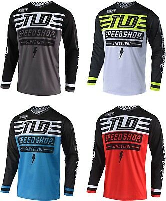 2019 Troy Lee Designs GP Air Bolt Jersey - Motocross Dirtbike Offroad