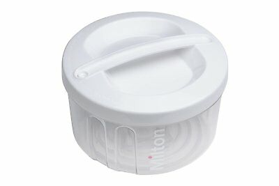Milton 8371239 Combi Microwave and Cold Water Steriliser, Color White