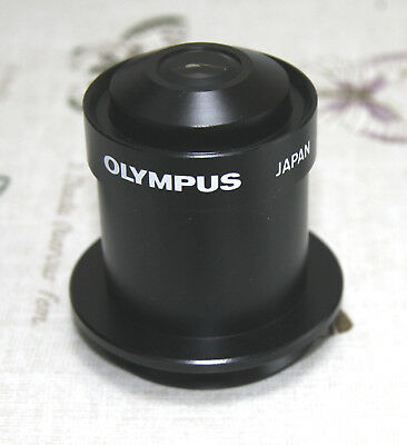 Rare Olympus Microscope DCW Dark Ground Oil Condenser 1.4-1.2 for BH2 -Excellent