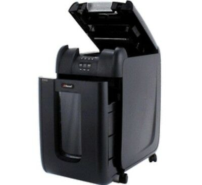 Rexel Auto+ 300X Cross Cut Shredder Black casing only no motor electrics etc