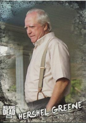 Walking Dead Road To Alexandria Character Chase Card C-8 Hershel Greene