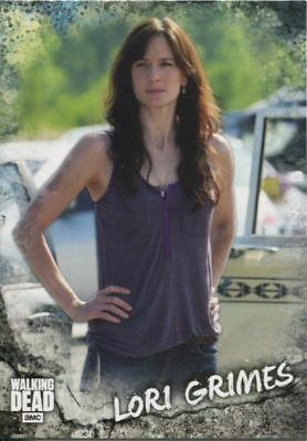 Walking Dead Road To Alexandria Character Chase Card C-2 Lori Grimes