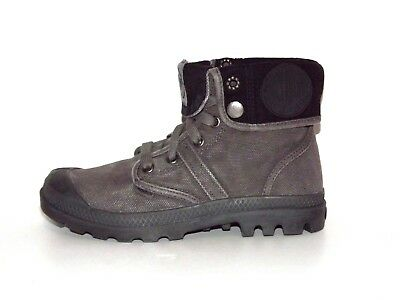 Discount 10% Palladium Lady Pallabrouse Baggy High Sneakers Shoes Canvas Boots
