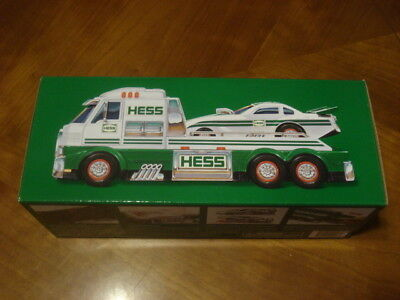 2016 Hess Toy Truck And Dragster-New