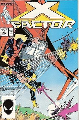 X-Factor #17 (Marvel) 1St Series (Nm-)