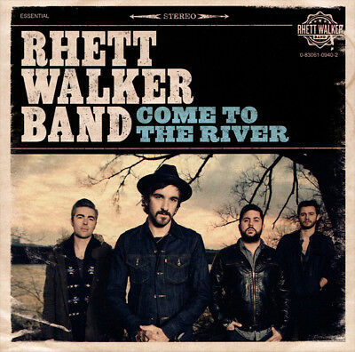 Rhett Walker Band - Come to the River CD 2012 Essential Records ** NEW **